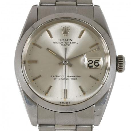 Rolex Date 1966 Papeles Triples