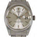 Rolex Date ref 1500 1966 Triple Punched Papers