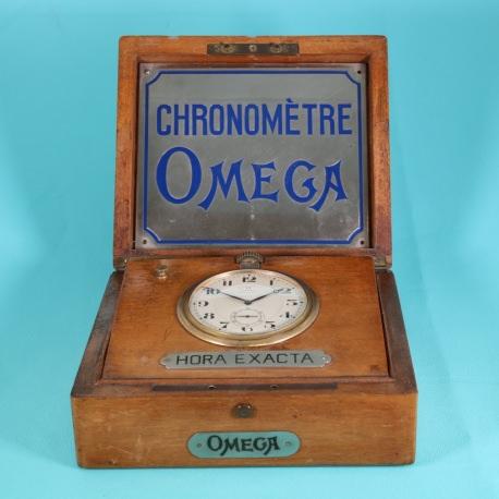 Omega Hora Exacta Chronometer