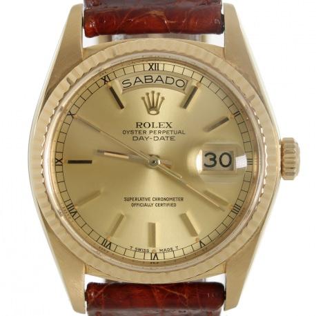 Rolex Day-Date Oro 1978 Ref.18038