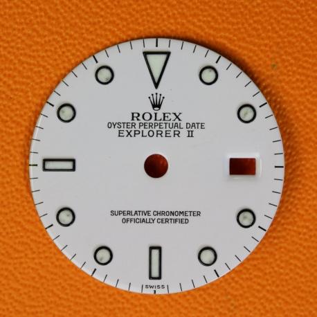 Esfera Rolex Explorer II