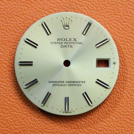 Rolex Date 34mm Dial
