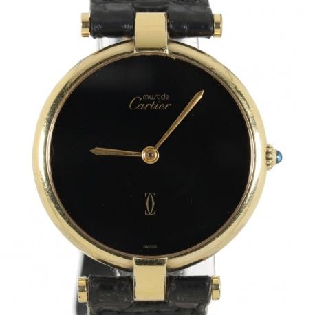 Cartier Must Argent 925