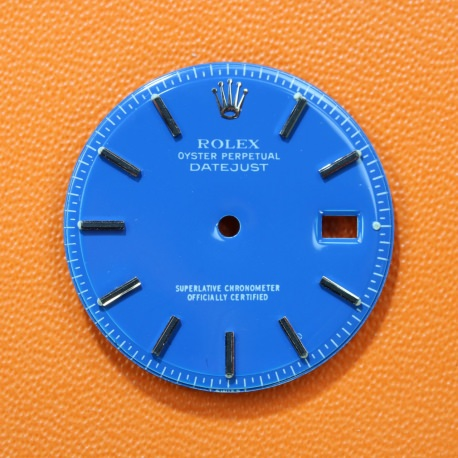 Rolex Datejust 36mm Blue Dial