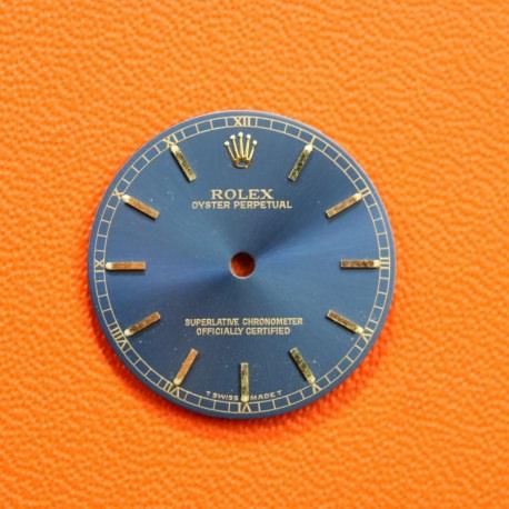 Rolex Midsize Blue Dial