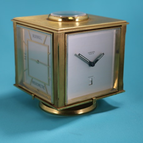 Hermes Multifunction Quartz Alarm Clock