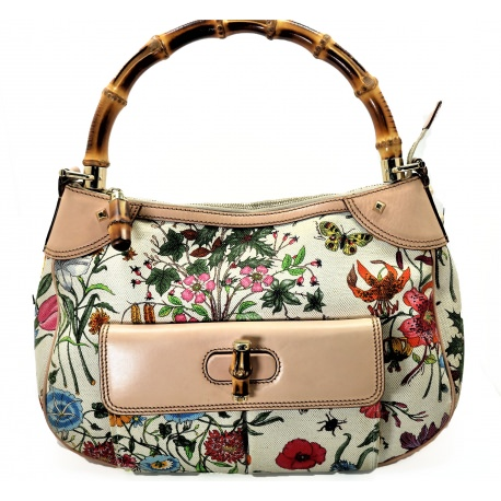 Gucci Bamboo Love Handbag