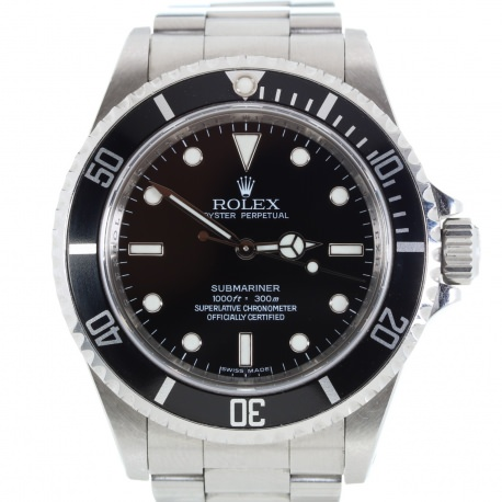 Rolex Submariner No Date ref. 14060M 2007/2008