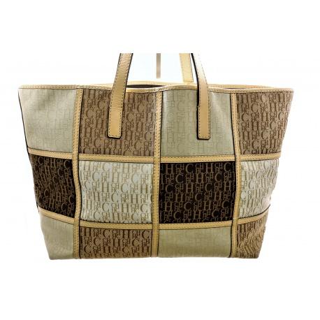 Carolina Herrera Shopping Handbag Large