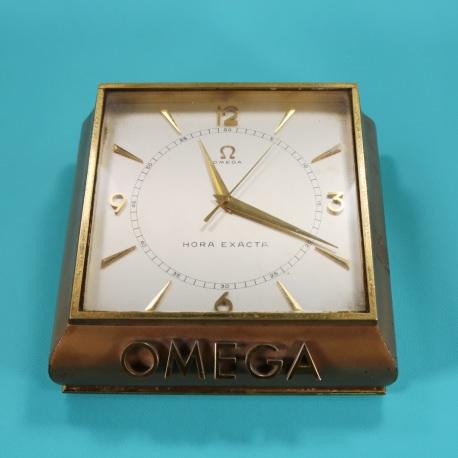 Omega Hora Exacta
