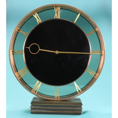 Art Deco Table Clock