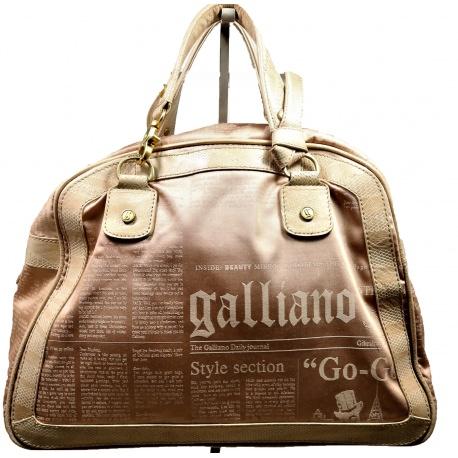 Bolso Bowling John Galliano