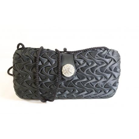 Evening handbag in black