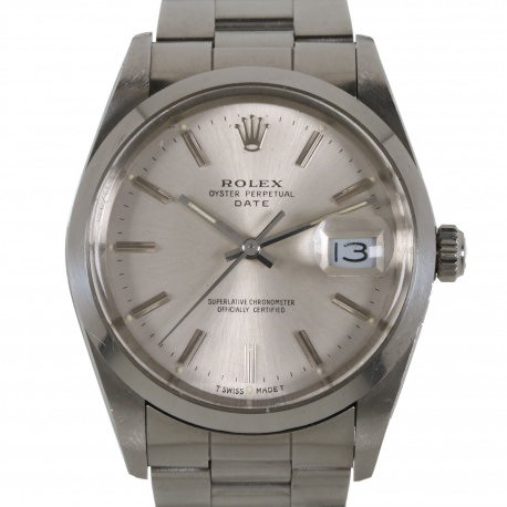 Rolex Date 1988 ref. 15000 Set Completo