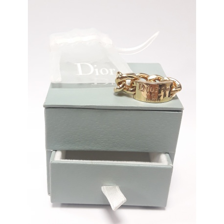 Sortija Dior oro