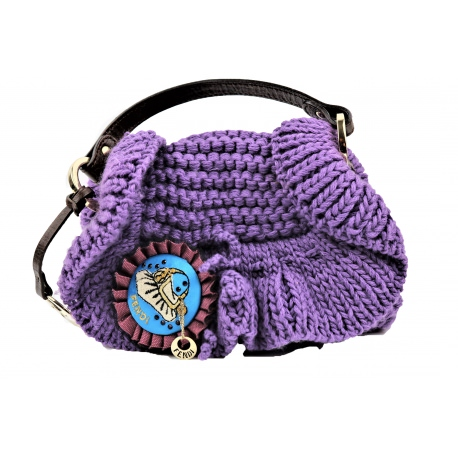 Fendi Knit Chef Handbag