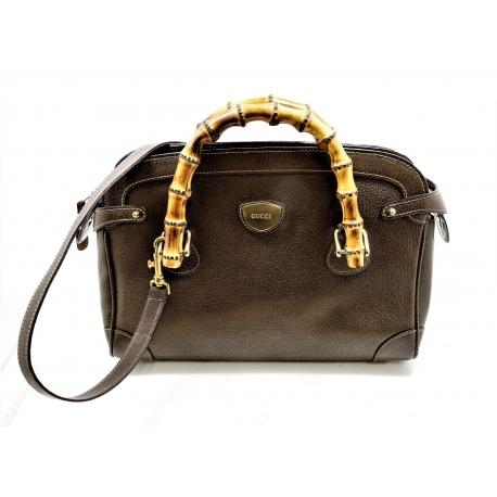 Gucci Bamboo Vintage Handbag