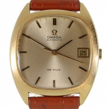 Omega de Ville 162045 Gold Full Set