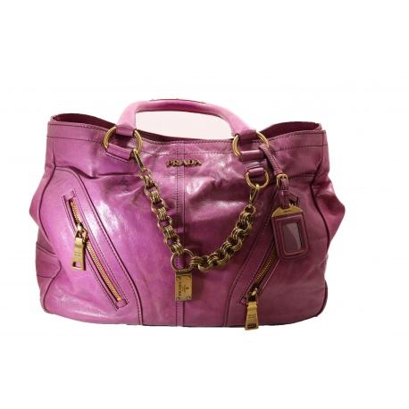 Prada Lilac Handbag
