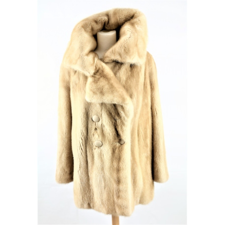 Christian Dior Paris Boutique Mink Coat