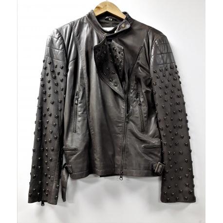 ISATO. Leather Jacket