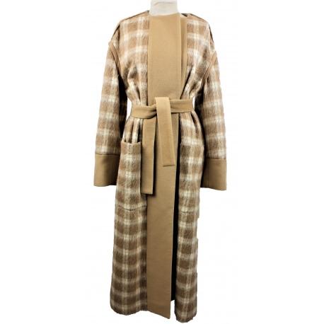 Angel Schlesser Mohair Coat