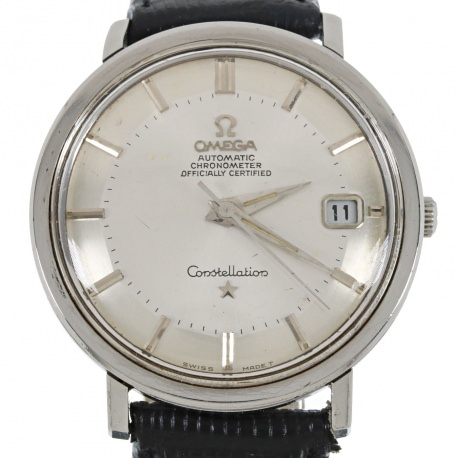 "Omega Constellation Esfera ""Pie-Pan"" 1967"