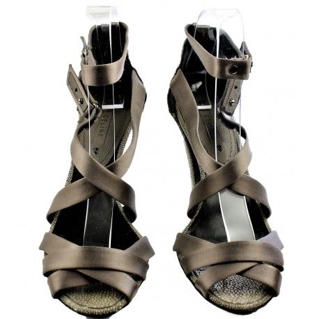 Celine sandals high heels