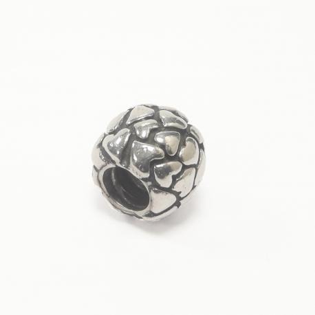 Charm Pandora plata