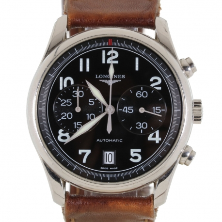 Longines Master Collection Aviation Chronograph