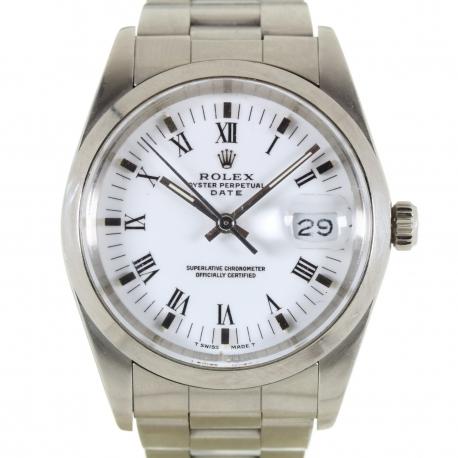 Rolex Date ref.15000 Year 1988