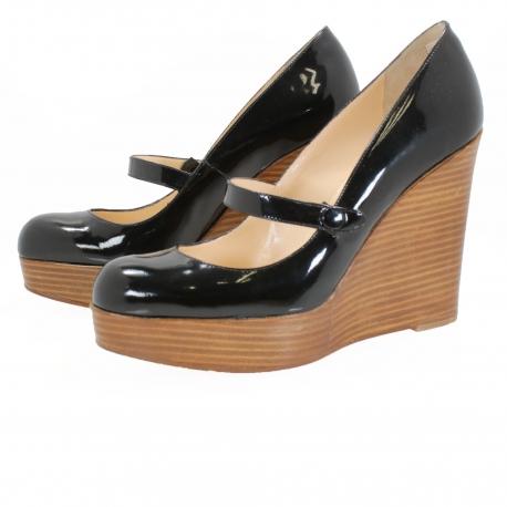 Zapatos cuña Christian Louboutin
