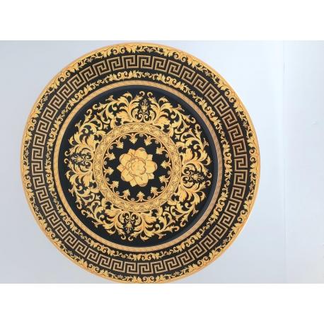 Plato Porcelana Versace