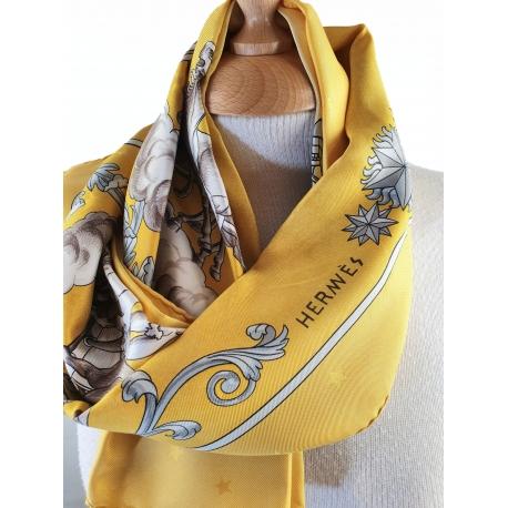 Pañuelo Hermès - Paris