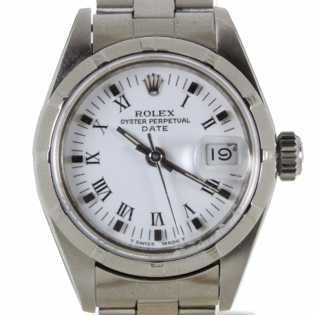 Rolex Date Sra ref 69190 Acero 1987
