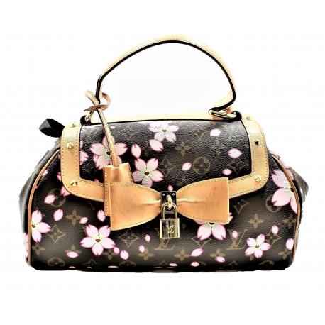 Louis Vuitton Handbag. Limited Edition Tasaki Murakami