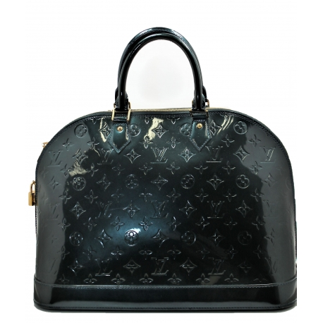 Louis Vuitton Alma Vernier Handbag