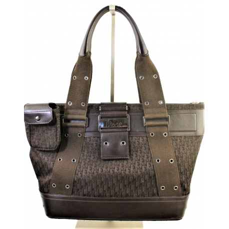 Dior Monogram Canvas Handbag
