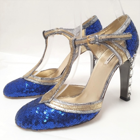 Zapatos Miu mu Fiesta
