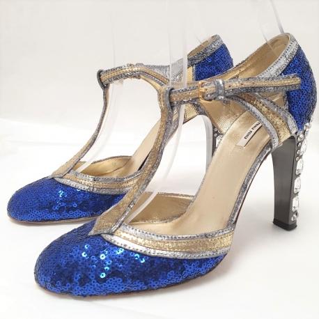 Zapatos Miu Miu Fiesta