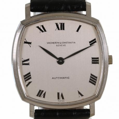 Vacheron Constantin ref 7390 Oro Blanco 18k Años 70