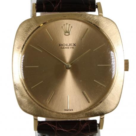 Rolex Cellini 18k Gold ref 3735