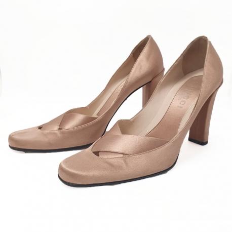 Zapatos Gucci Tacon