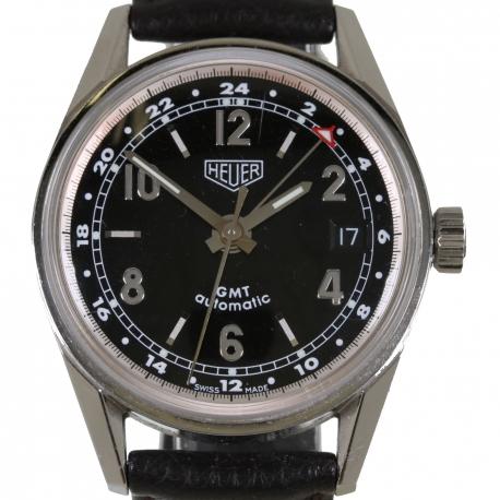 TAG Heuer GMT Carrera 1964 Re-Edición ref. WS2113