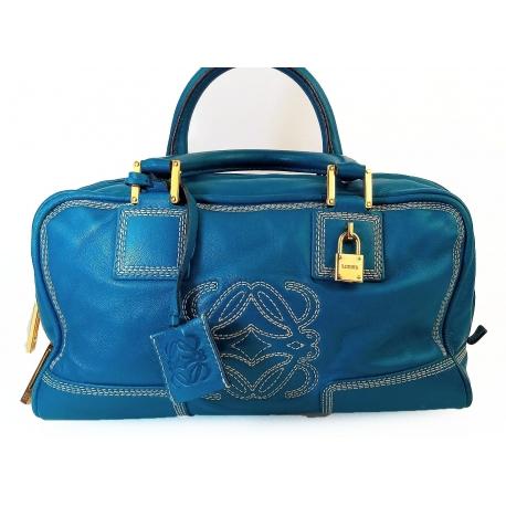 Loewe Amazona Small Vintage Handbag