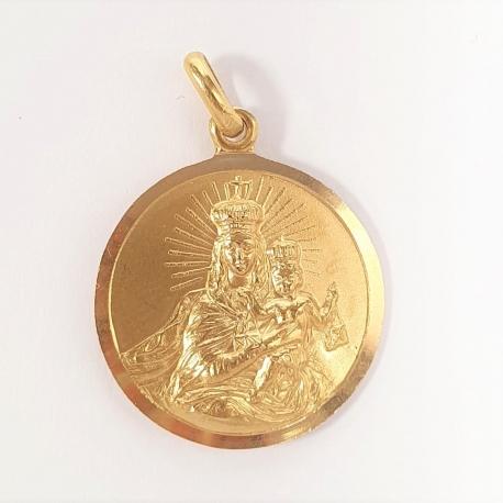 Medalla escapulario
