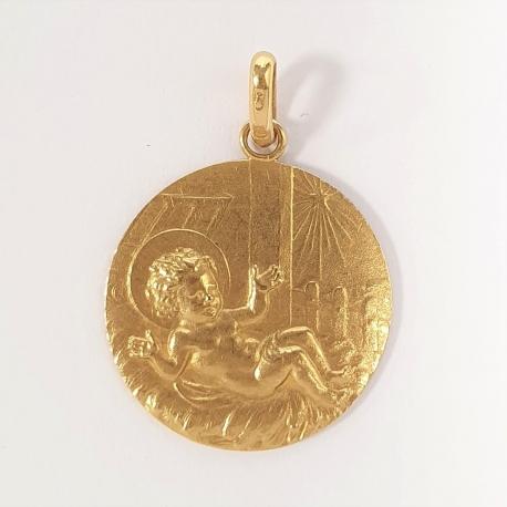 Medalla niño de las pajas