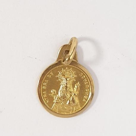 Medalla pequeña
