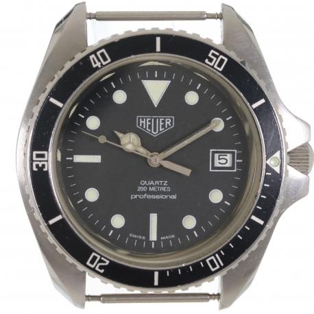 Heuer Jumbo Diver 980.006 Quartz