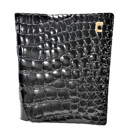 Loewe crocodile wallet